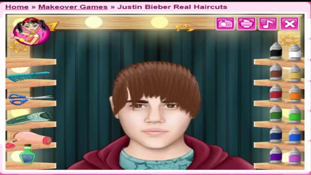 Justin Bieber Real Hairstyles Youtube