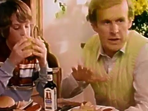 Kraft Foods A 1 Steak Sauce 1984 TV Commercial HD