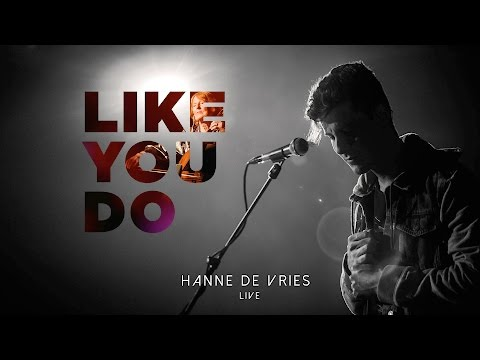 Hanne de Vries - Like You Do (Live)