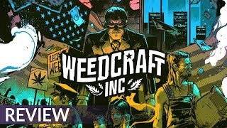 Weedcraft Inc Review | A Mediocre High (Video Game Video Review)