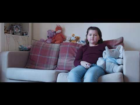 10 year old Isabella shouldn't know The 'C' Word #LyttleFight