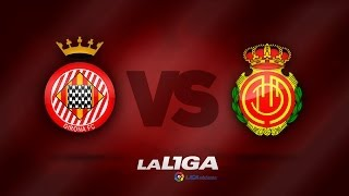 Resumen de Girona FC (1-1) RCD Mallorca - HD