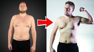4 miesiące siłowni i diety - podsumowanie