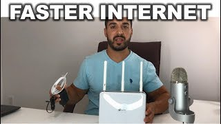 How To Get Faster Internet - TP-Link AC1900 Router Review