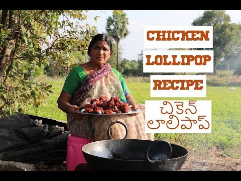 Chicken Lollipop Recipe || Easy Chicken Starter || చికెన్ లాలిపాప్ || JAYA KITCHEN