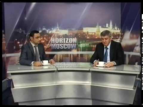 Ара Абрамян на телемарафоне