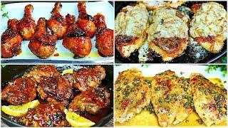 5 Easy Chicken Recipes - Chicken Dinner Recipes