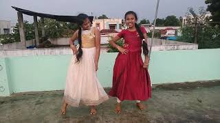 manmadhuda ni kala kanna cover dance by Sri,seetha