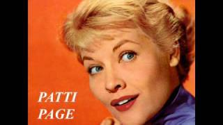 Patti Page sings Down the trail of achin Hearts YouTube Videos