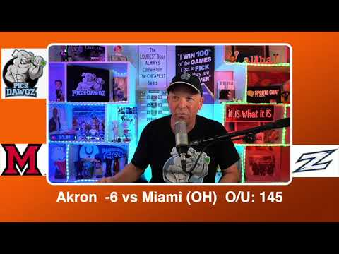 Akron vs Miami OH 3/5/21 Free College Basketball Pick and Prediction CBB Betting Tips
