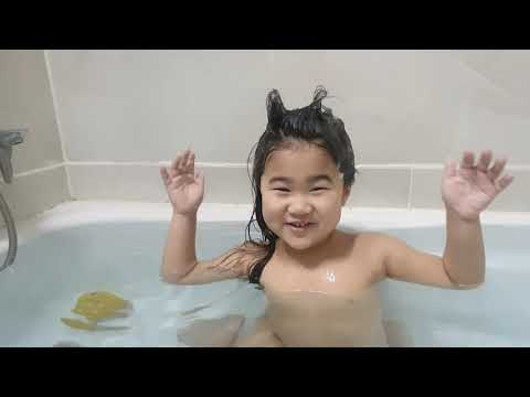 2020년 2월22일 목욕 / 23일 놀이