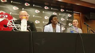 Sammy Watkins 610 Sports Radio KC