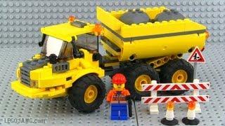 LEGO Dump Truck 7631 review!