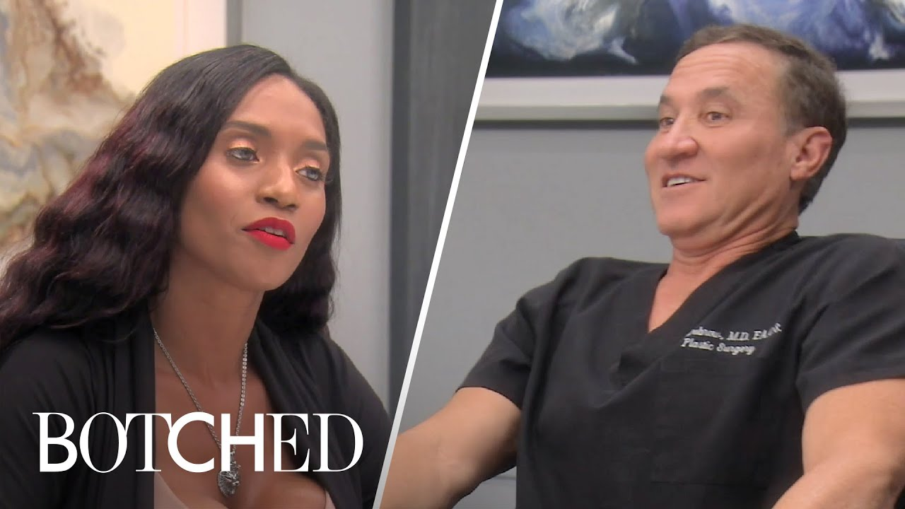 When a DENTIST Does a Breast Augmentation | Botched