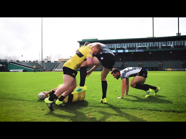 Rugby in 15 Seconds: Ruck