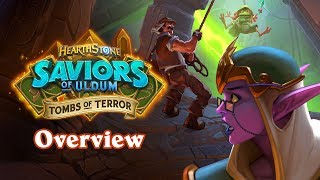 Tombs of Terror Overview   Hearthstone