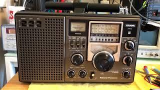 BCLラジオのRF-2200をお預かりしました。BVX自身も40年前に愛用していた...