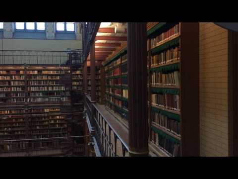 Gotham city library