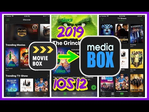 MediaBox HD #1 Movie Box Alternative For IPhone / IPad IOS 12 - Watch / Download Movies Free