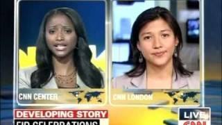 CNN - Muslime verteilen Quran - Koranverbrennung - Islam Ahmadiyya
