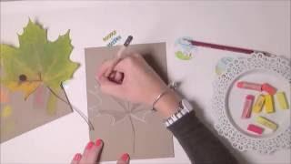 Мини-урок по пастели от Линды Крицкой. Teacher's Challenge