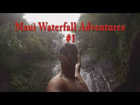 Maui Waterfall Adventures #1