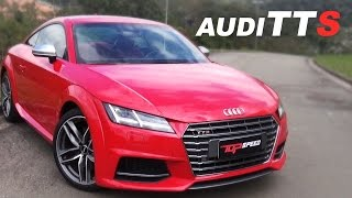 Avaliação Audi TTS Quattro 2016 | Canal Top Speed
