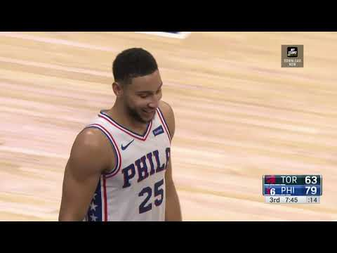 Toronto Raptors vs Philadelphia 76ers : December 22, 2018