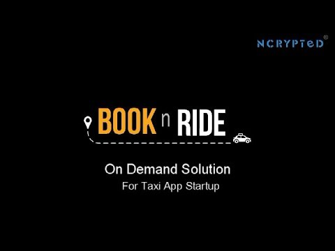 Uber Clone, Start your own On Demand Taxi Booking App like Uber, Careem with BooknRide today