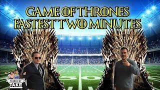 Game of Thrones Season 8 Episode 5  Recap FASTEST 2 MINUTES with Pardon MY Take