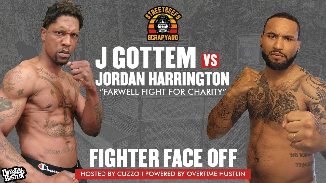 Fighter Face Off (J Gottem vs Jordan Harrington) : Hosted By Cuzzo l Powered by Overtime Hustlin