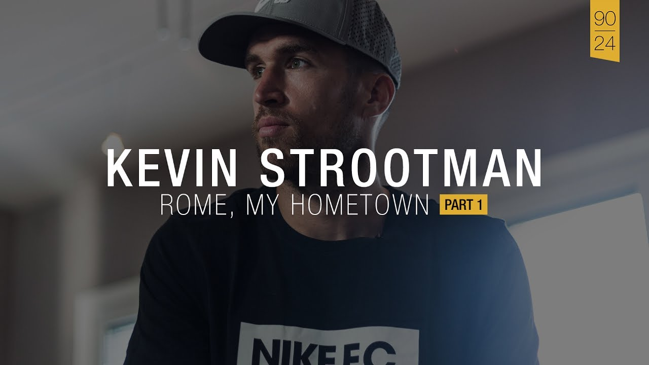 Kevin Strootman Rome My Hometown 1