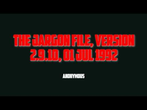 The Jargon File, Version 2.9.10, 01 Jul 1992 - Anonymous (Full Audiobook)