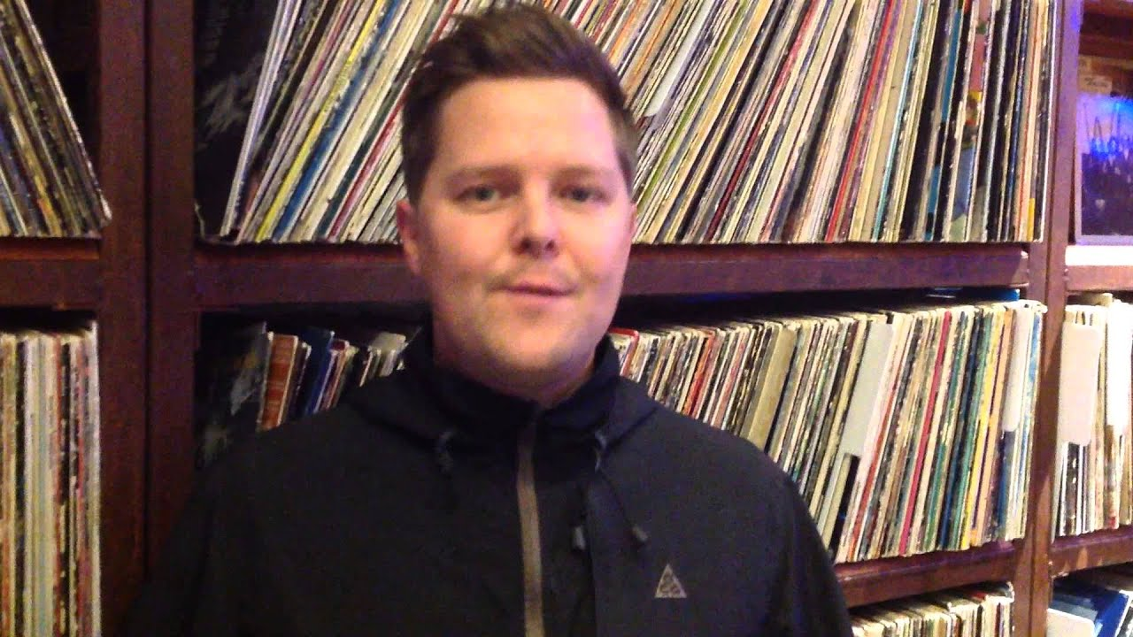damon atkinson from braid keeps wmse spinning youtube
