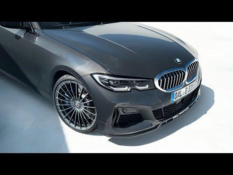 2021 BMW Alpina D3 S Sports Diesel Sedan