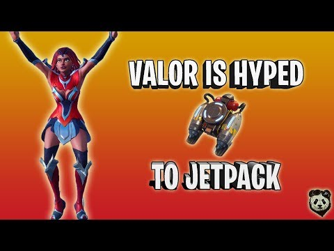 Fortnite | Valor is Hyped to Jetpack! | Solo - Random Duos - Squads | PC
