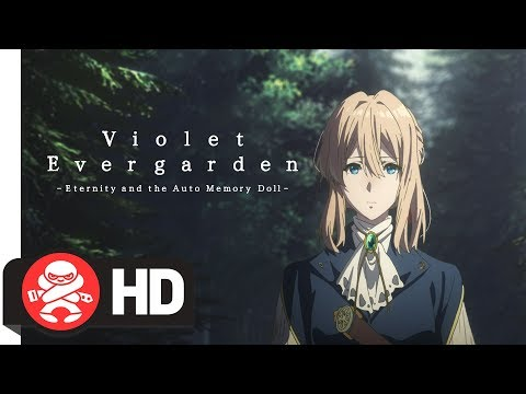 Violet Evergarden – Eternity and the Auto Memory Doll  | In Cinemas December 5