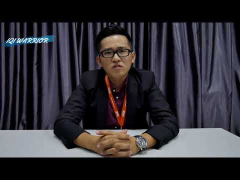IQI Warrior Alvin Chan Interview