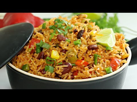 mexican-rice-recipe-|-easy-one-pot-meal-|-how-to-make-mexican-rice-|-kanak's-kitchen