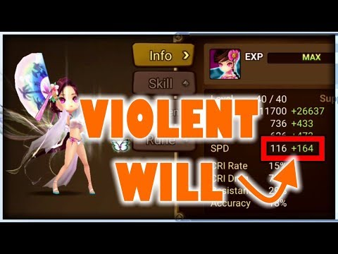 The Best Asia Summoners War Account **Not Clickbait**