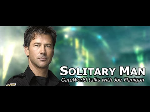 Solitary Man (Interview with Joe Flanigan)