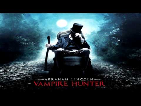 Abraham Lincoln Vampire Hunter 2012 The Horse Stampede Soundtrack OST