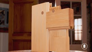 Learn About Wood Door Joinery | REEB
