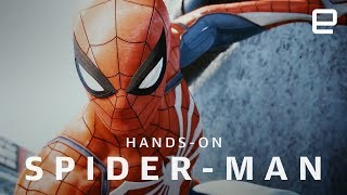 Spider-Man Hands-On at E3 2018