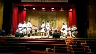 Brasoveanca dans..ansamblu de muzica si dans popular ,,Lozioara.. conducator artistic Gutu Sergiu