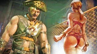 Mortal Kombat 11: História do Kano Cangaceiro