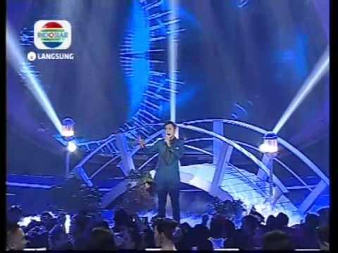Frans - Semua Tahu - Konser Final 3 Besar - DAcademy Indonesia