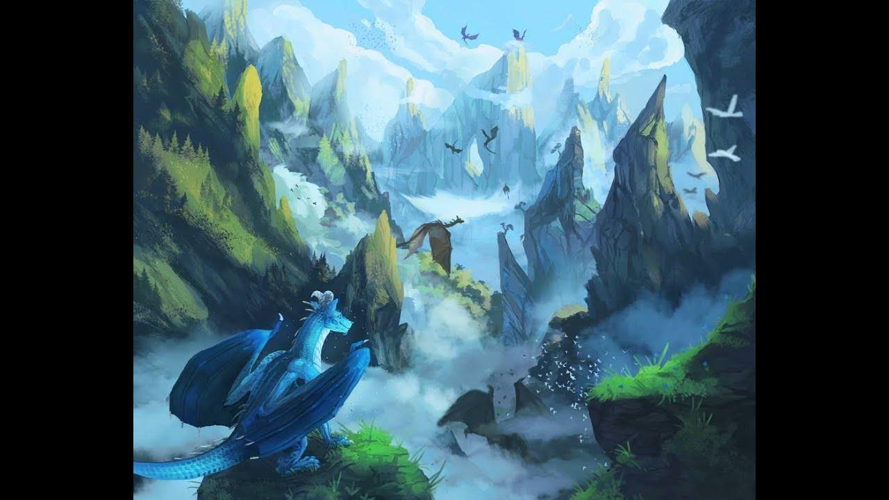 El Arcángel Drah está de regreso, reforzando los vientos de cambio, dragones en todas partes