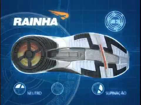 8901952cd47 Tênis Rainha System