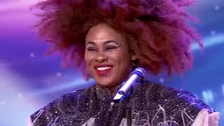 Nathalie Makoma - Belgium's Got Talent